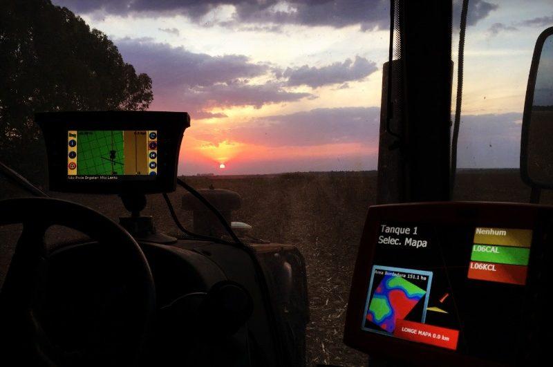 Tecnologia usada na agricultura de precisão é aliada na lavoura