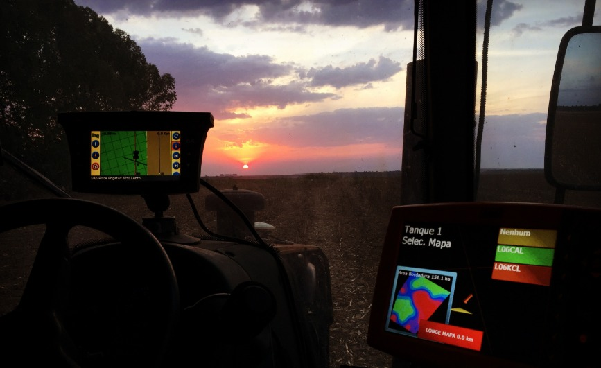 Agricultura de precisão: inovação no crescimento da lavoura